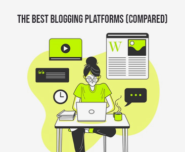 Your ultimate blogging platform comparison chart - Which one\'s for you?