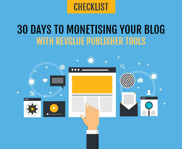 30 days to monetising your blog