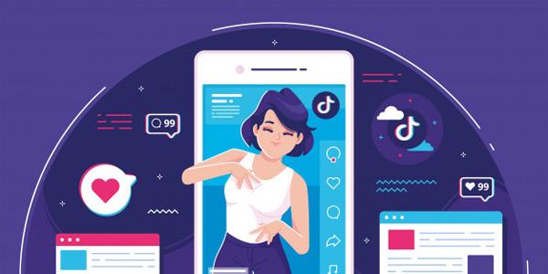tiktok is a personal app
