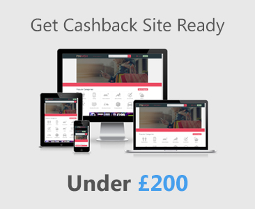 How to setup a responsive UK cashback or coupons website in minutes