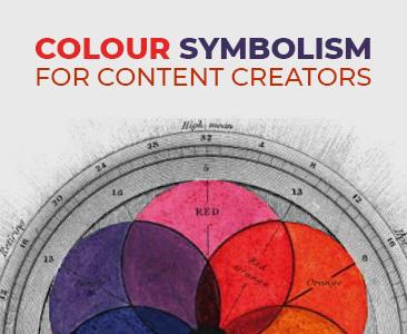 Colour symbolism for content creators
