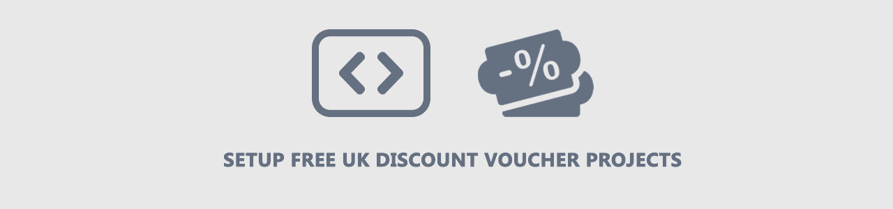 How to setup a UK discount voucher website in 10 minutes?