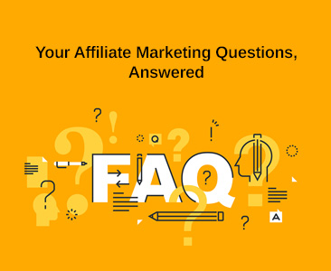 All of your affiliate marketing questions answered