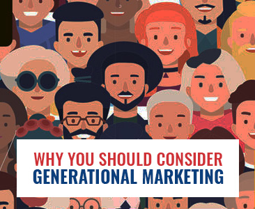 Why you should consider generational marketing.