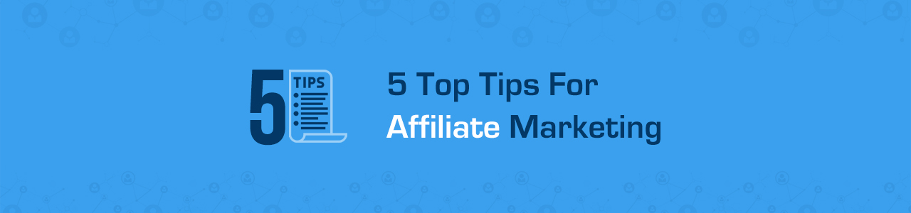 Affiliate marketing for beginners.