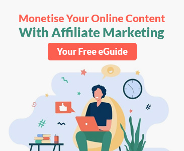 Your free Affiliate Marketing eGuide - For content creators, influencers & affiliates