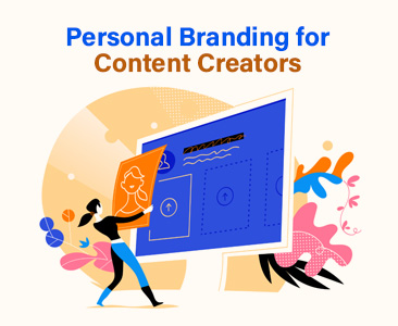 Personal branding for content creators