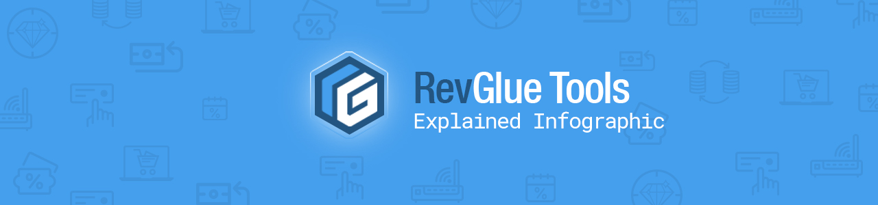 RevGlue Tools Explained Infographic