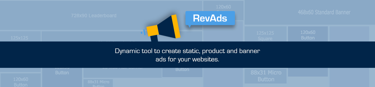 Create dynamic ads with RevAds - infographic