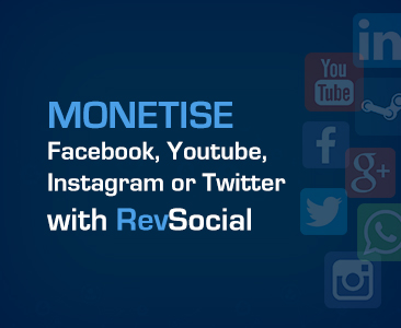 Make money from social media   Affiliate Marketing with RevSocial