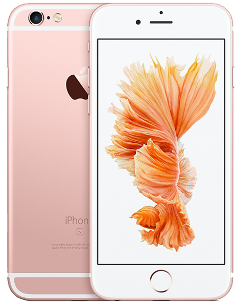 Apple iPhone 6s Plus Rose Gold 128 GB