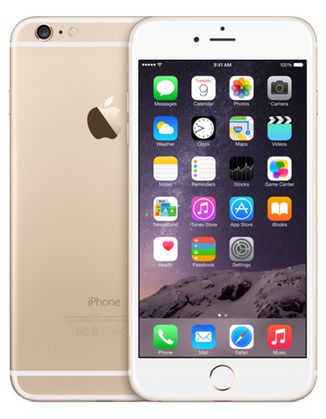 Apple iPhone 6s Plus Gold 128 GB