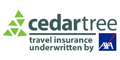 At Cedar Tree, we offer award-winning travel insurance that provides you with complete travel reassurance whilst abroad.