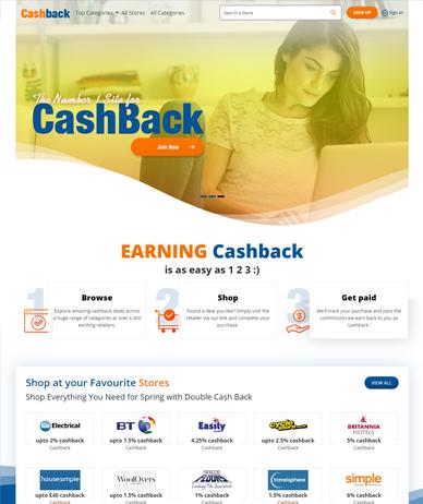 Cashback Six