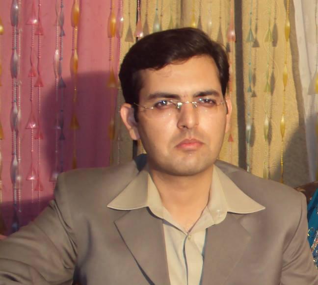 RevGlue CTO Muhammad Zahid Sardar